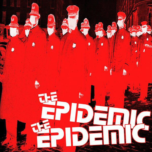 The Epidemic - s/t LP